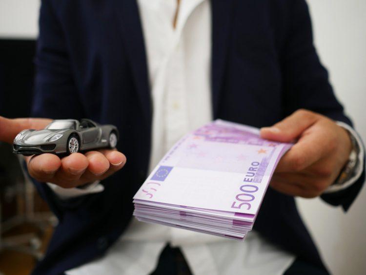 Pagamento rate macchina