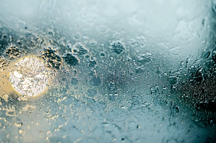 Appannamento vetri auto