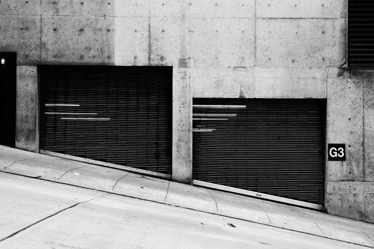 Garage nelle grandi città